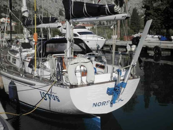 STERN 1983 CHEOY LEE  Aft Cockpit 931745
