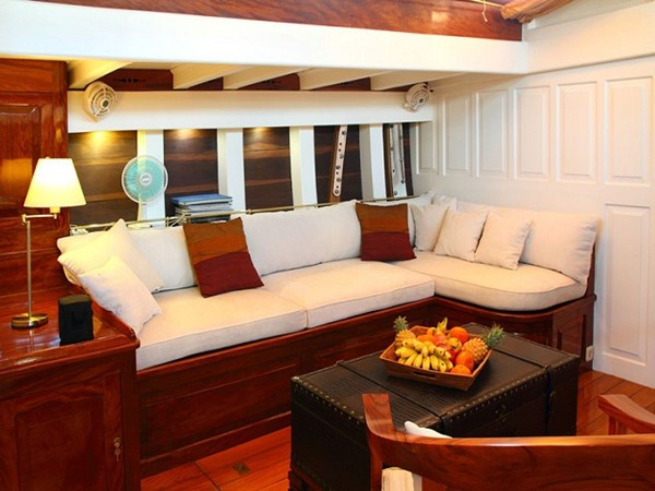 Ketch Classic Yacht 28m - Saloon 2011 CUSTOM BUILT  Classic Yacht 934093
