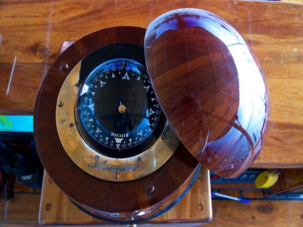 Ketch Classic Yacht 28m - Compass 2011 CUSTOM BUILT  Classic Yacht 934095
