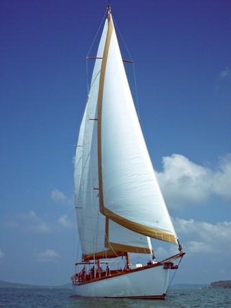 Ketch Classic Yacht 28m - Sailing 2011 CUSTOM BUILT  Classic Yacht 934110