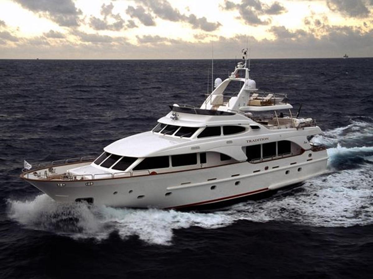 Azimut Benetti Tradition 100 -  Exclusive 2009 BENETTI Tradition 100 Motor Yacht 937228