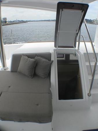 Lagoon 52 - alternate access 2014 LAGOON  Cruising Sailboat 959804
