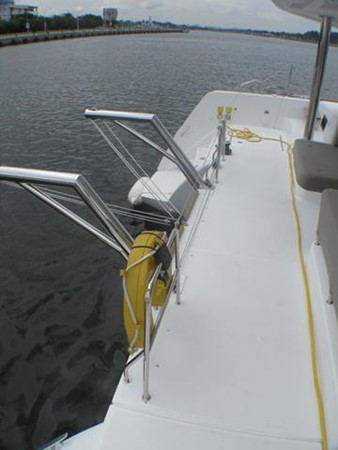 Lagoon 52 - Davits 2014 LAGOON  Cruising Sailboat 959805