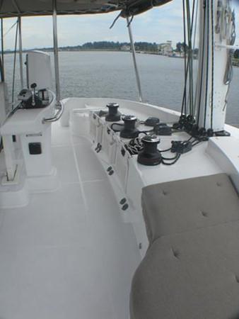 Lagoon 52 - winches 2014 LAGOON  Cruising Sailboat 959806