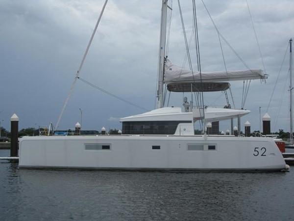 Lagoon 52  2014 LAGOON  Cruising Sailboat 959810