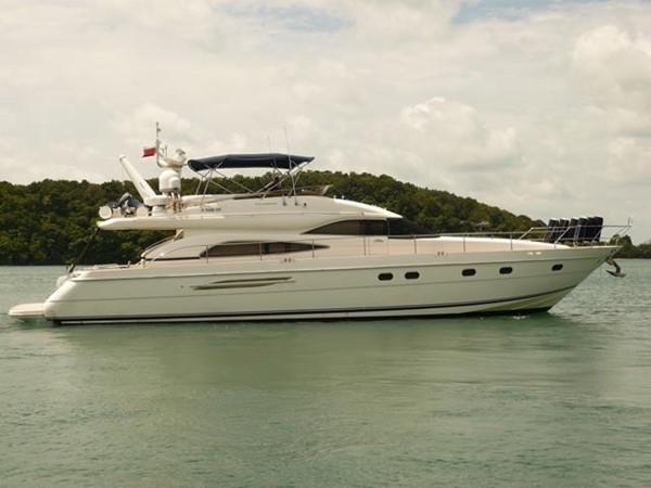 Princess 65 - Profile 2004 PRINCESS YACHTS Princess 65 Motor Yacht 964848