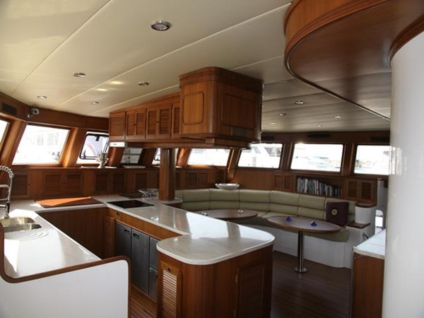 Custom 60 Catamaran - galley 2014 CUSTOM BUILT  Catamaran 968836