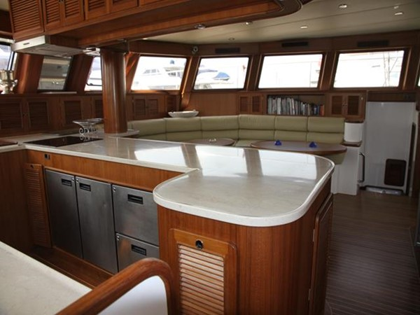 Custom 60 Catamaran - galley 2014 CUSTOM BUILT  Catamaran 968837