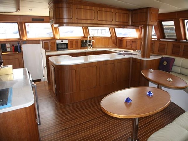 Custom 60 Catamaran - saloon 2014 CUSTOM BUILT  Catamaran 968838