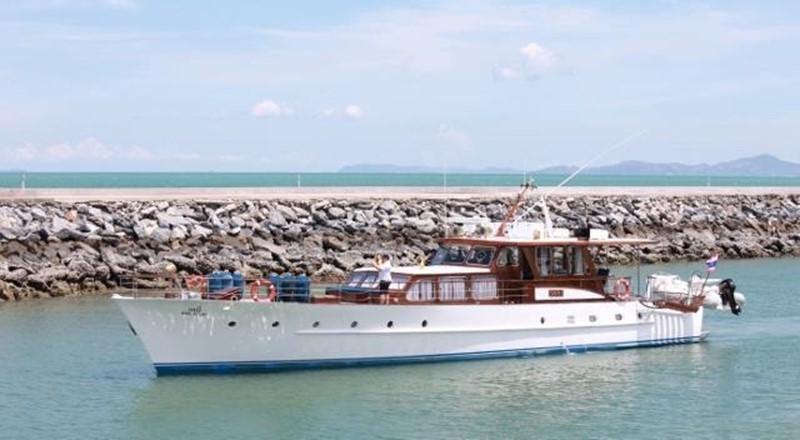 Van den Akker Archer 6 - Profile 1955 CUSTOM Archer 6 Motor Yacht 972945