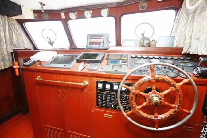 Van den Akker Archer 6 - Helm 1955 CUSTOM Archer 6 Motor Yacht 972947