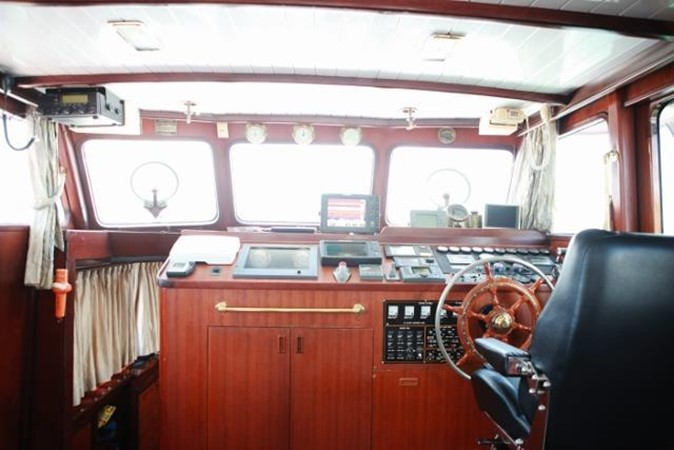 Van den Akker Archer 6 - Helm 1955 CUSTOM Archer 6 Motor Yacht 972948
