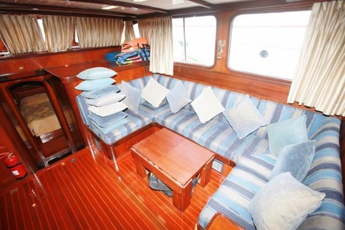 Van den Akker Archer 6 - Saloon 1955 CUSTOM Archer 6 Motor Yacht 972950