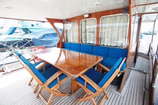 Van den Akker Archer 6 - Dinette 1955 CUSTOM Archer 6 Motor Yacht 972951