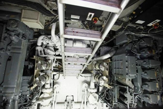 Van den Akker Archer 6 - Engine 1955 CUSTOM Archer 6 Motor Yacht 972972