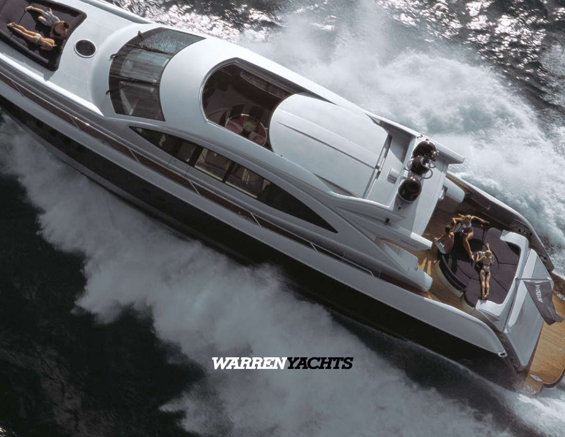 2017 WARREN YACHTS S87 High Performance 975561