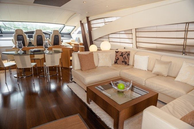 PERSHING A&O Yacht for Sale