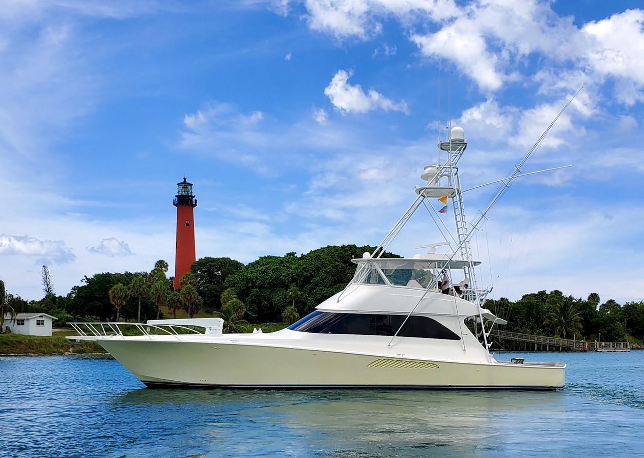 Viking Sport Fisherman 2006 For Sale In Jupiter Florida