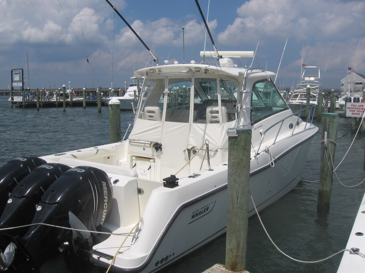 2008 BOSTON WHALER 345 Conquest Express 1007378