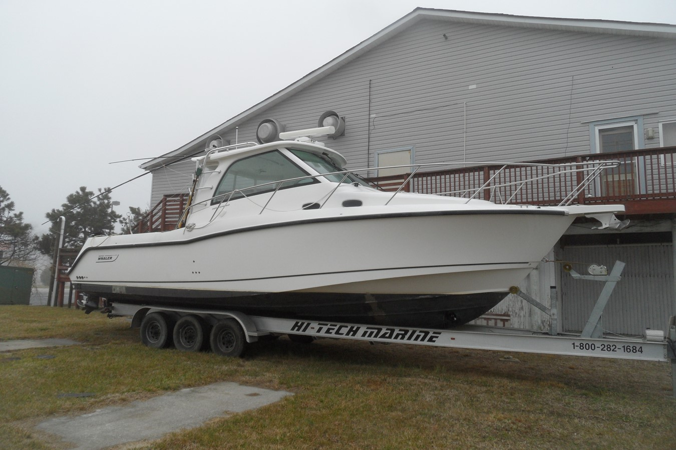 2008 BOSTON WHALER 345 Conquest Express 1440445