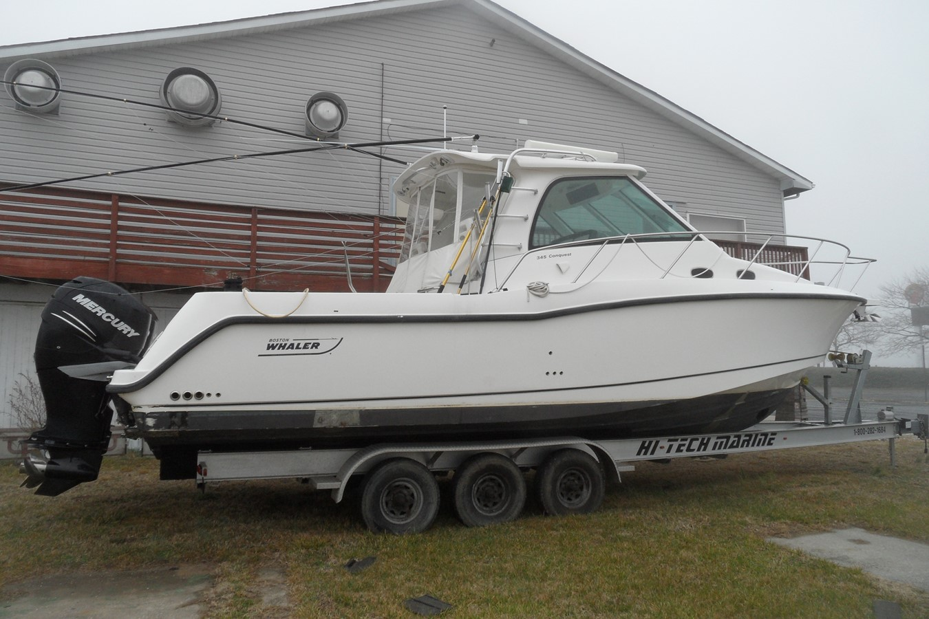 2008 BOSTON WHALER 345 Conquest Express 1440446