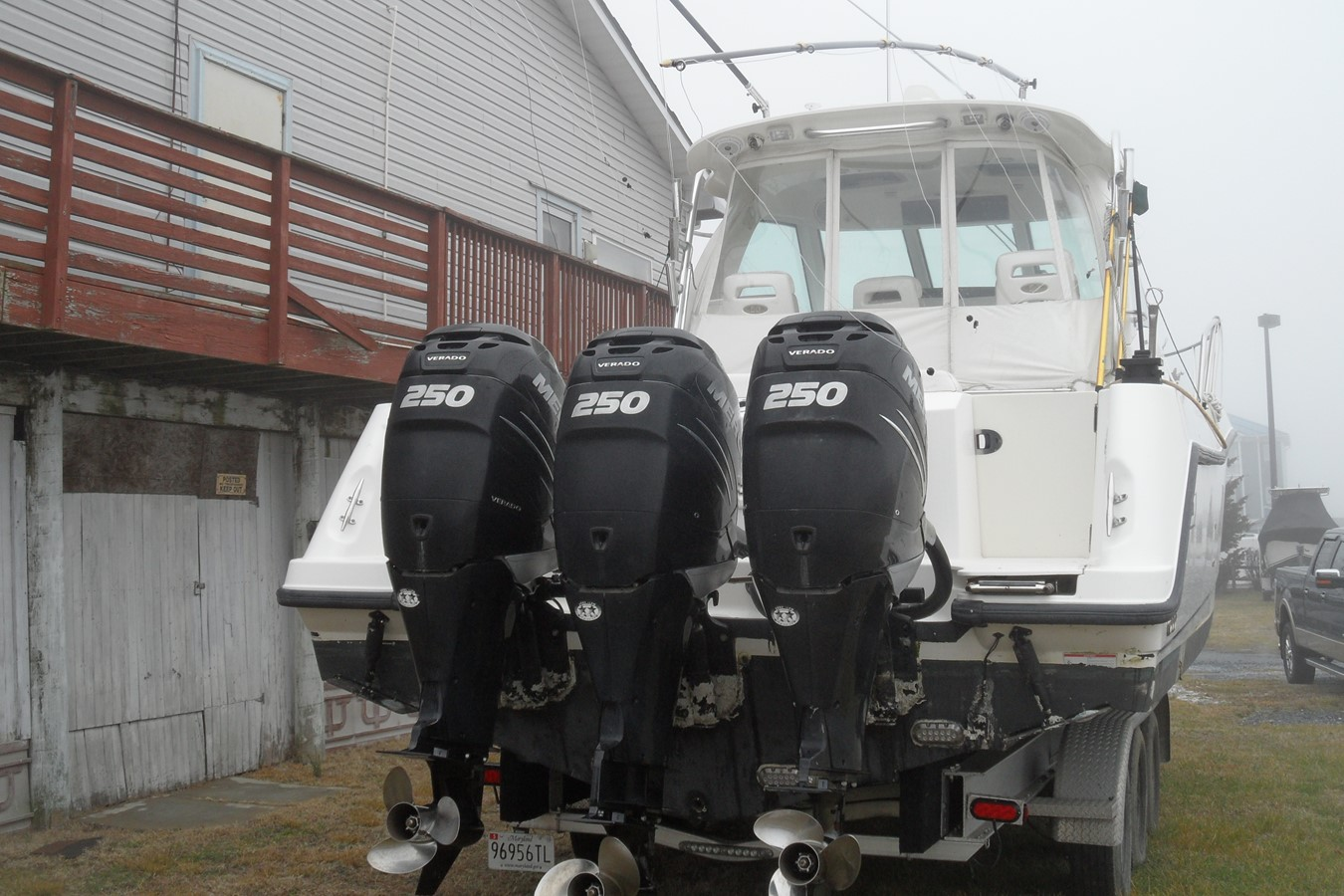 2008 BOSTON WHALER 345 Conquest Express 1440447