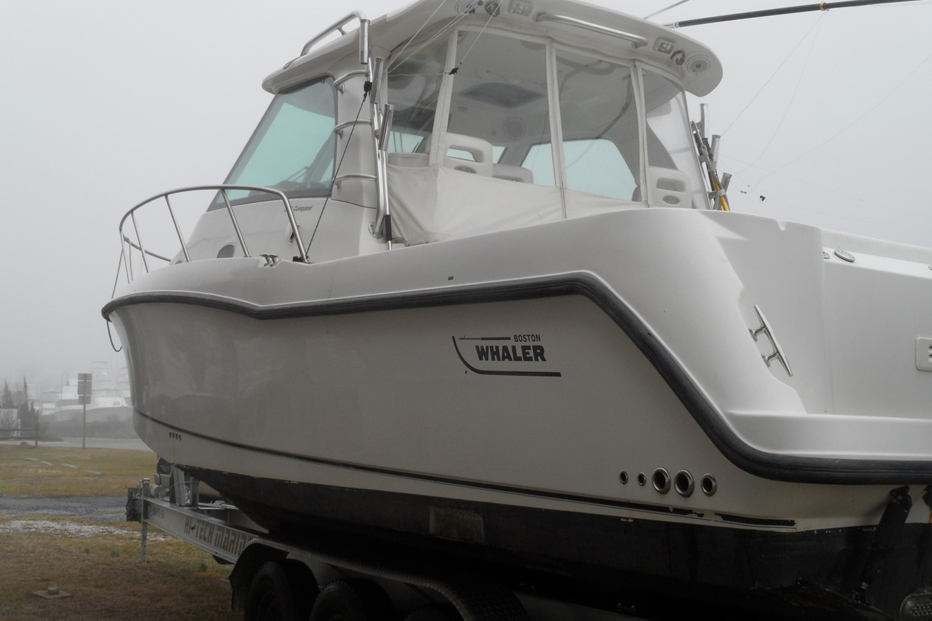 2008 BOSTON WHALER 345 Conquest Express 1440448