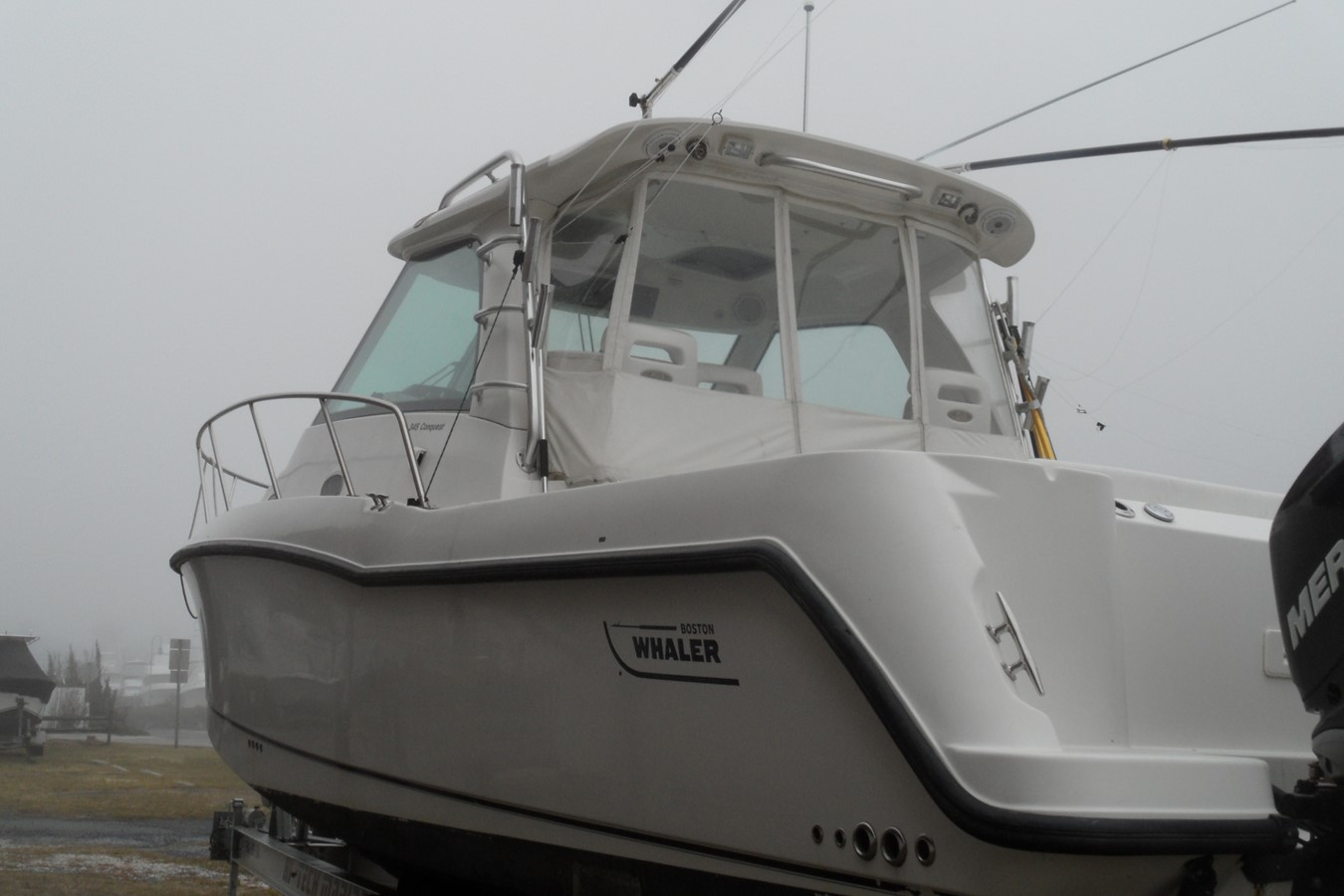 2008 BOSTON WHALER 345 Conquest Express 1440450