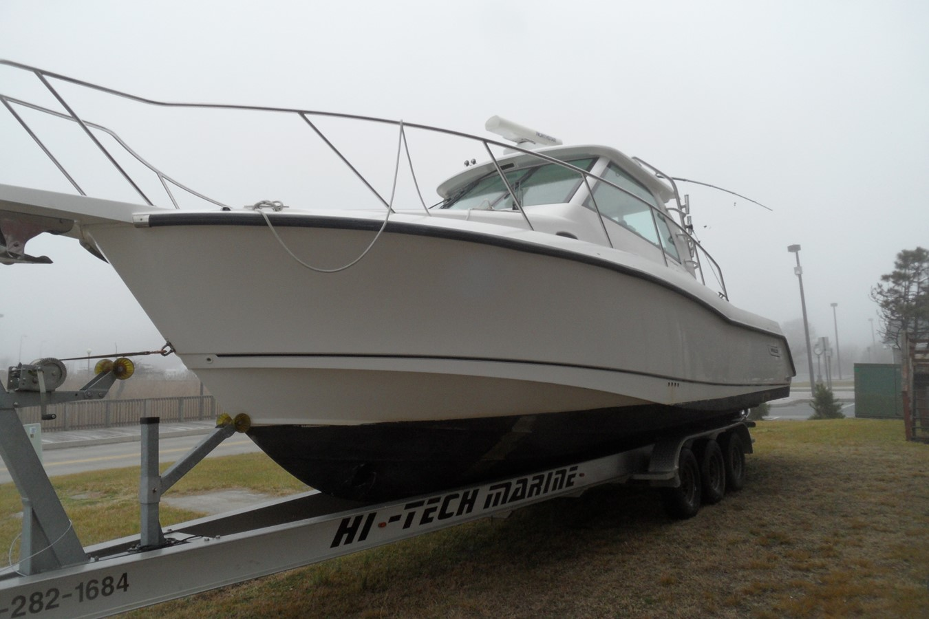 2008 BOSTON WHALER 345 Conquest Express 1440451