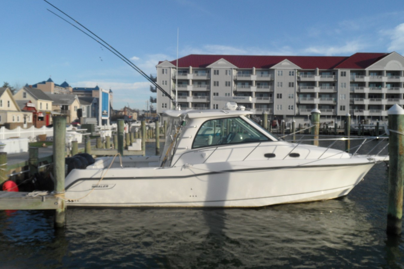 2008 BOSTON WHALER 345 Conquest Express 1523303