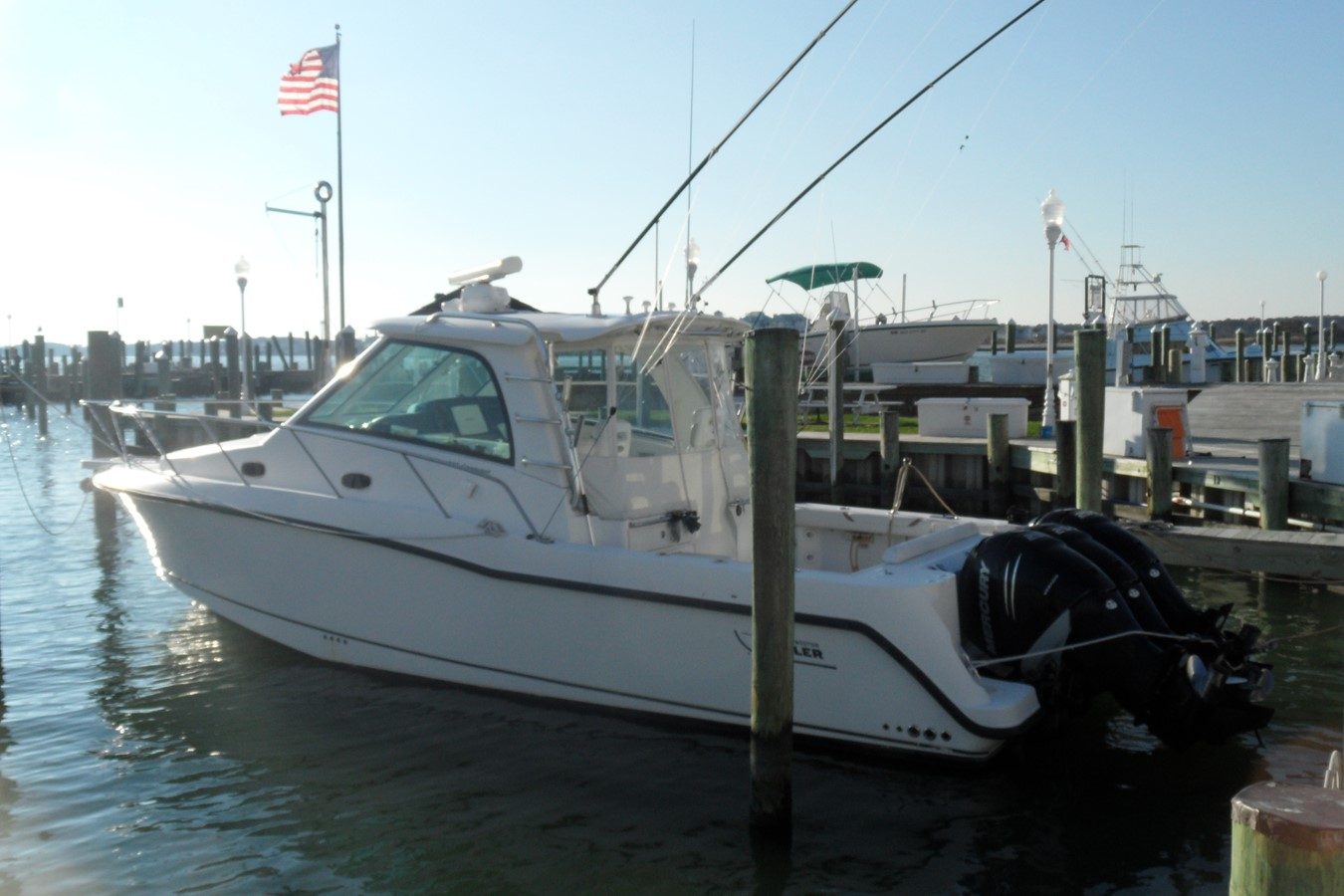 2008 BOSTON WHALER 345 Conquest Express 1523305