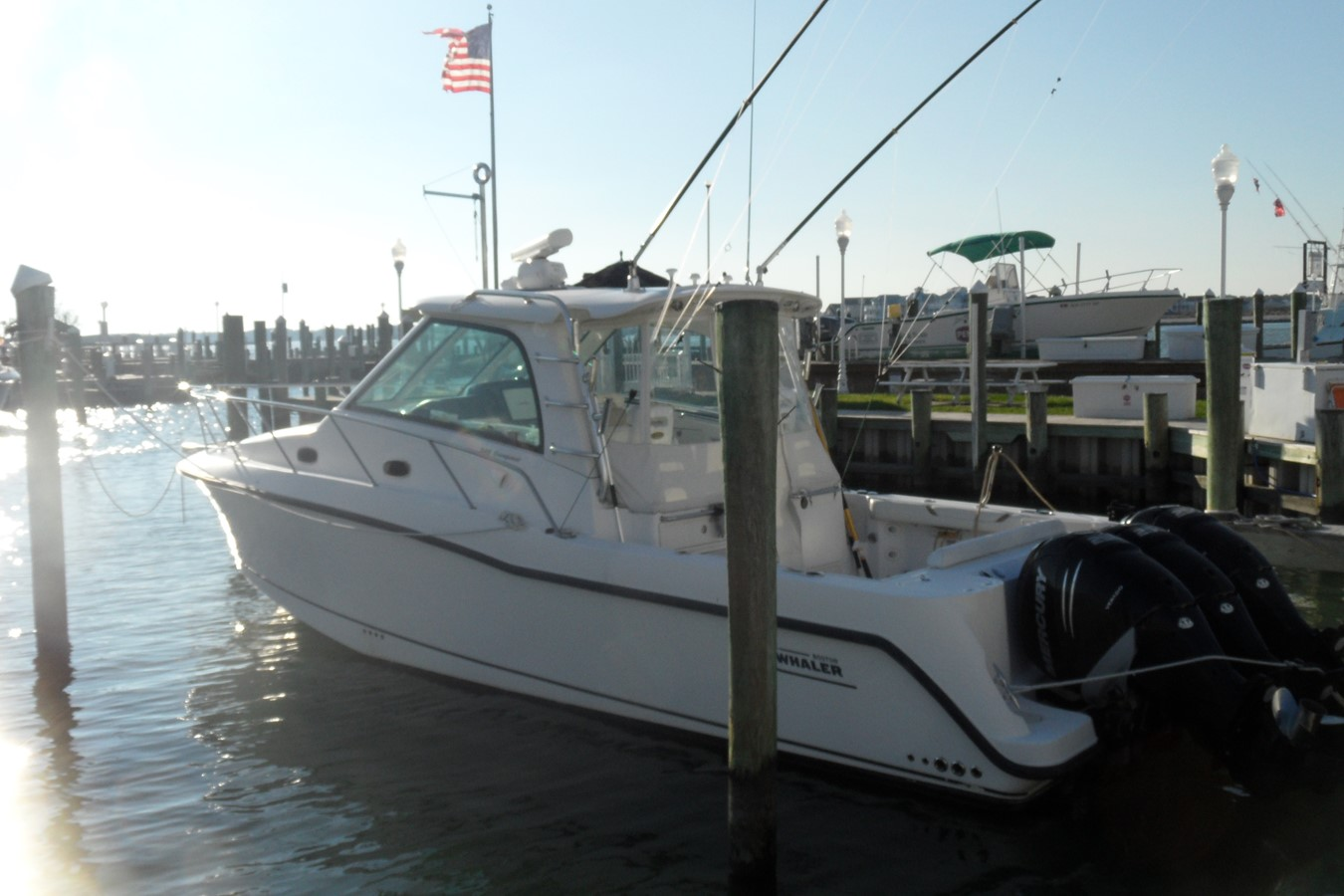 2008 BOSTON WHALER 345 Conquest Express 1523306