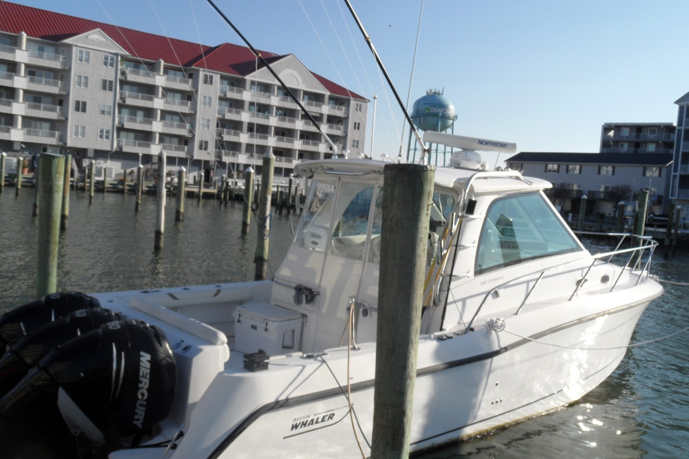 2008 BOSTON WHALER 345 Conquest Express 1523309