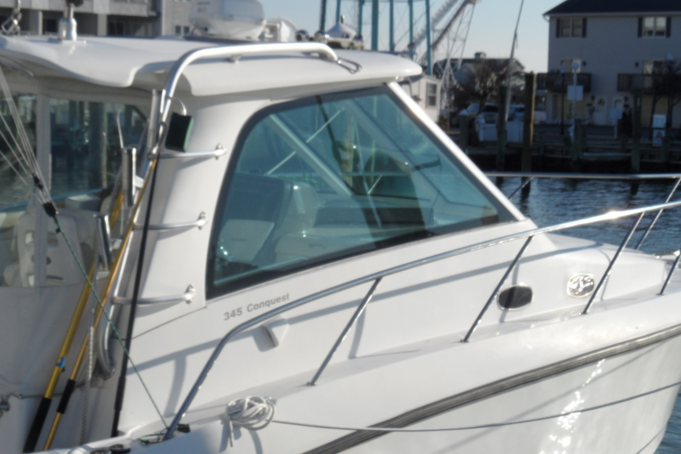 2008 BOSTON WHALER 345 Conquest Express 1523310