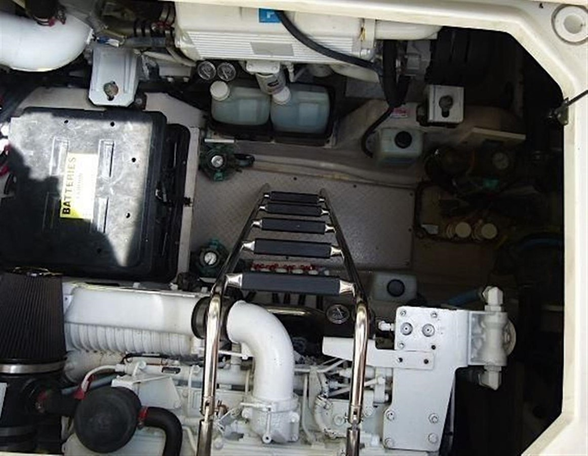 2006 SEA RAY 48 Sundacer Cruiser 1030556