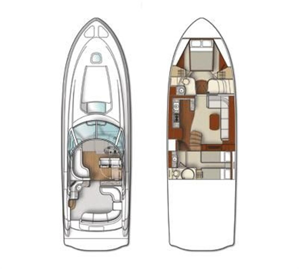 2006 SEA RAY 48 Sundacer Cruiser 1030558
