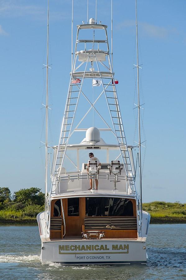 2008 WEAVER BOATS Custom Sportfish Sport Fisherman 1057545