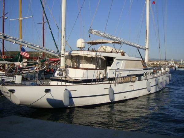 1969 Navalcantieri  Cruising Sailboat 1059475