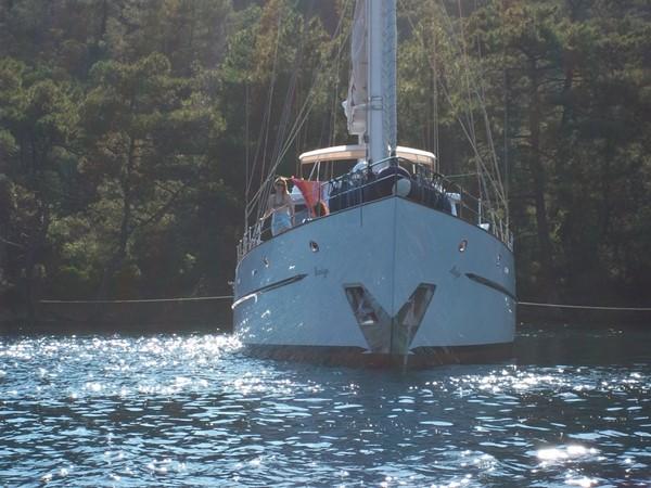 1969 Navalcantieri  Cruising Sailboat 1059477