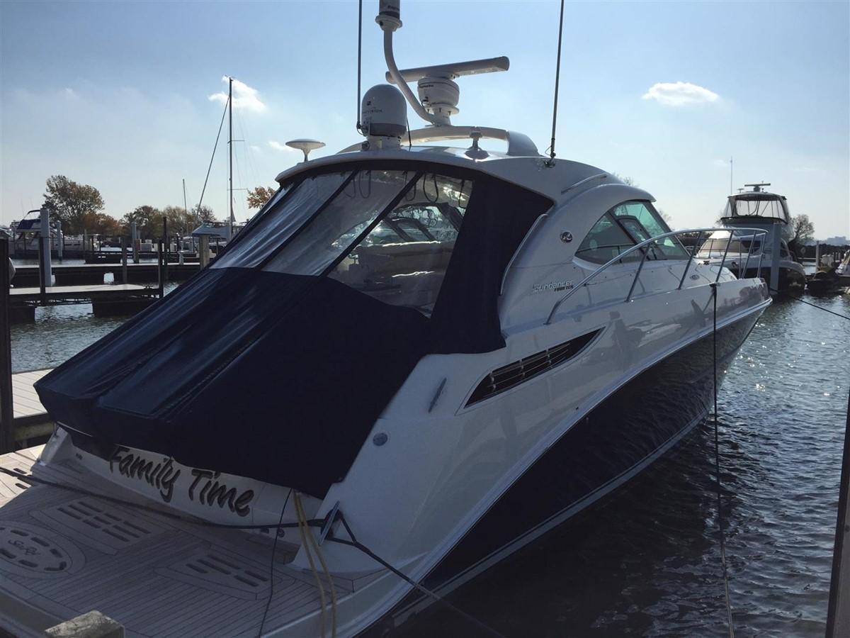 2013 SEA RAY 41 Sundancer Cruiser 1077521