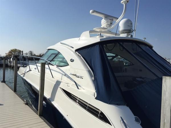 2013 SEA RAY 41 Sundancer Cruiser 1077525