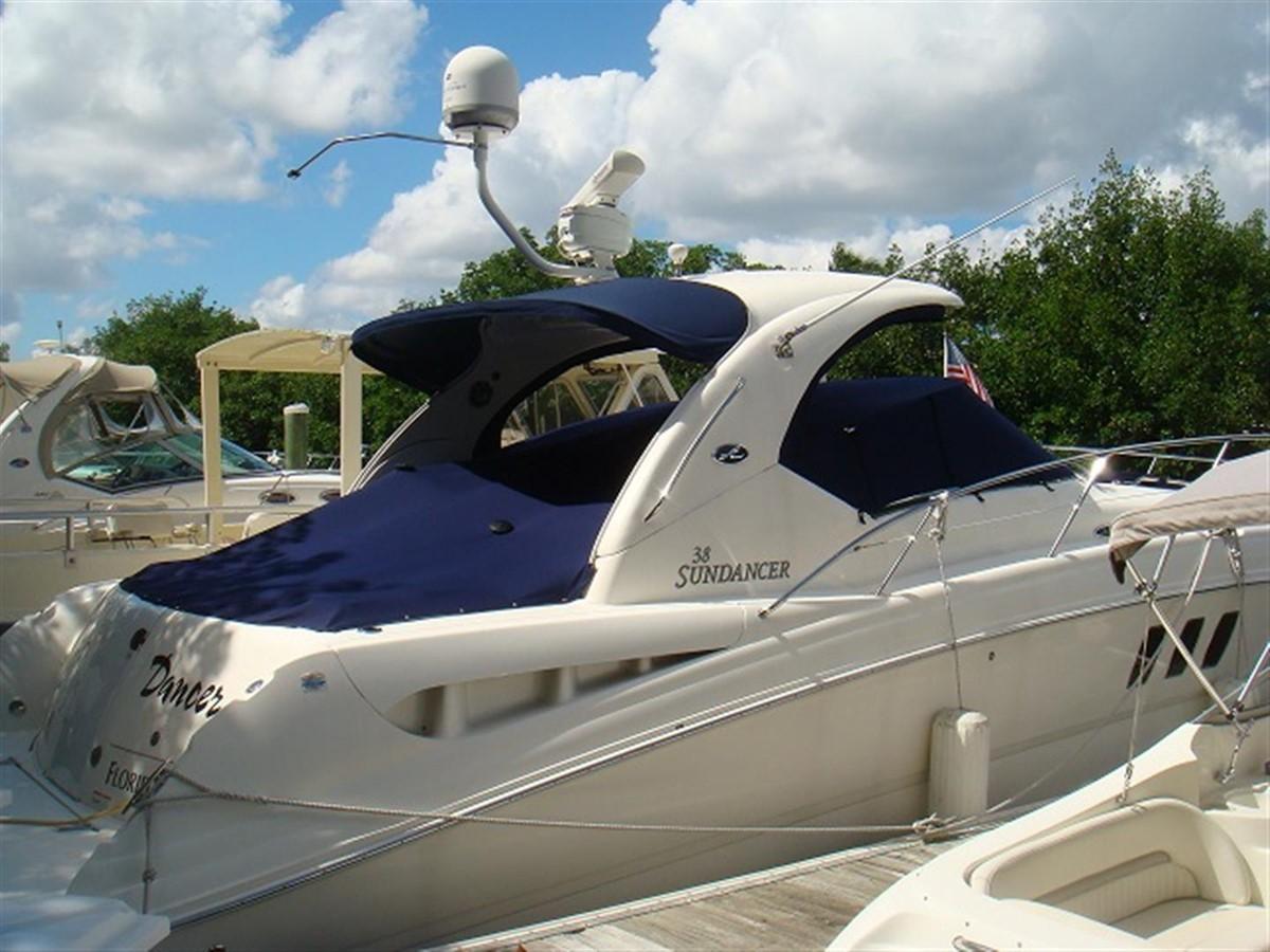 2007 SEA RAY 38 Sundancer Cruiser 1077772