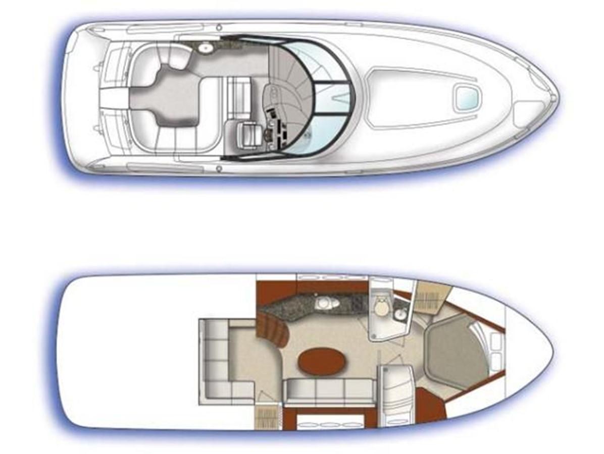 2007 SEA RAY 38 Sundancer Cruiser 1077781