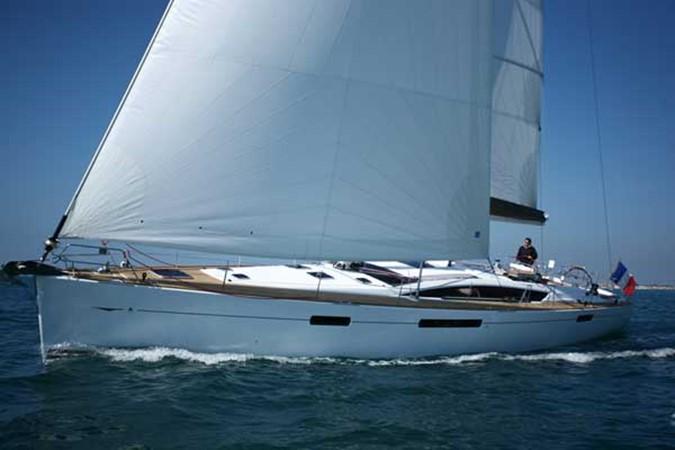 2010 JEANNEAU 57 Cruising Sailboat 1079260
