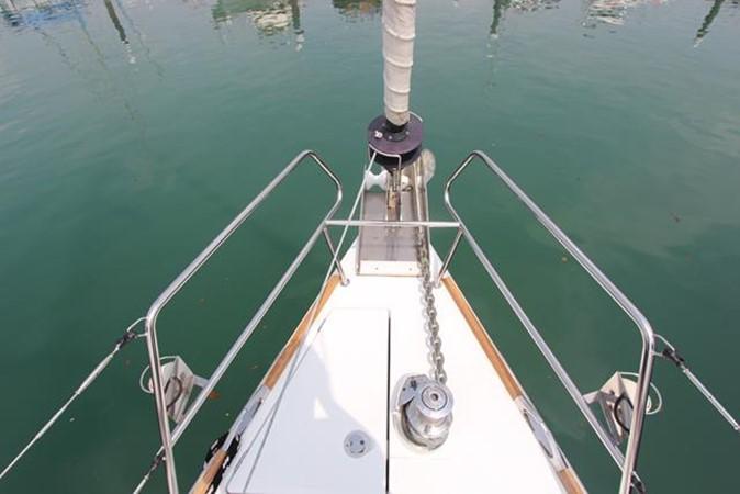 2010 JEANNEAU 57 Cruising Sailboat 1079261