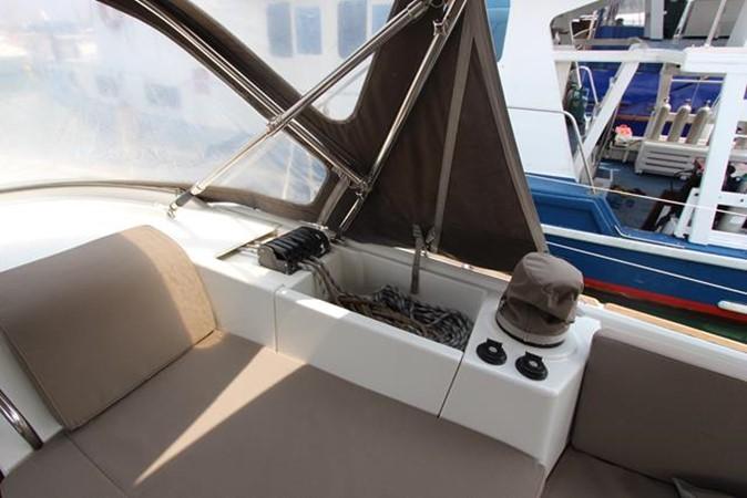 2010 JEANNEAU 57 Cruising Sailboat 1079263