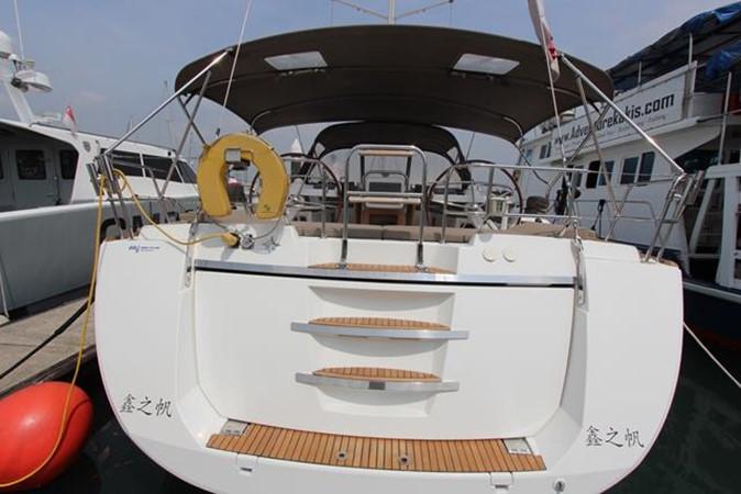 2010 JEANNEAU 57 Cruising Sailboat 1079274