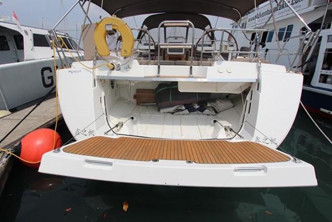 2010 JEANNEAU 57 Cruising Sailboat 1079275