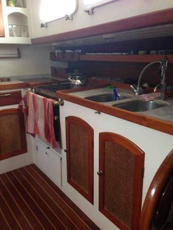 1968 CUSTOM Steel Sailing Yacht Cruising Sailboat 1085811