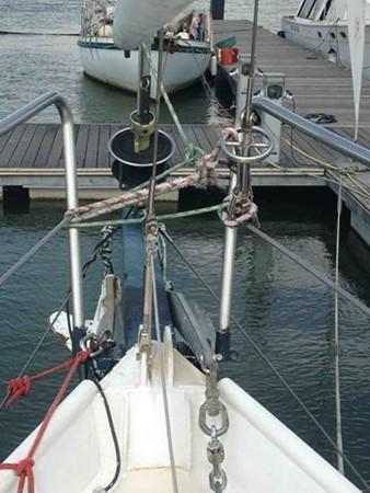 1968 CUSTOM Steel Sailing Yacht Cruising Sailboat 1085818